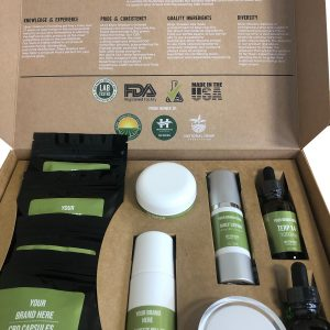 2020 CBD Best Seller Box