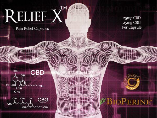 Relief X Pain Capsules